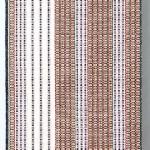 2012 布「赤と黒」 228×150