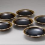 2007 櫛文掛分組鉢(6枚組) 6×24×24