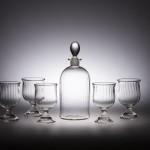 2013 ボトル&ワイングラス  24×9.5×9.5 12×7.5×7.5 5個