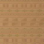 2008 サーモンベージュ首里花織着物「パズル」 部分