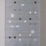 2003 石の音 (部分)  80×190