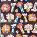 2004 春先  帯 紬