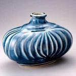 2005 呉須俵壺  20×31×25