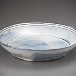 2013 海鼠釉大平鉢 8.8x41.8x41.8