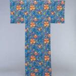 2004 天空の華  着物  紬