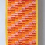 2003 秋の花  74×154  絹
