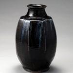 2007 八角面取花瓶 29.2×19×19
