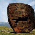 140×170×120cm 木、鉄