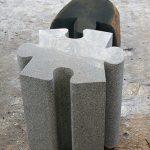 110×180×92cm 花崗岩、玄武岩