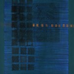 コラグラフ・リトグラフ(90 x 70cm)