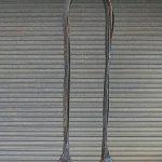 265×130×30cm 鉄