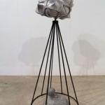 125×60×60cm アルミニウム、石、鉄、マグネット等