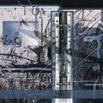 銅版画(56 x 80cm) CG併用