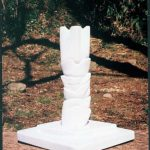 150×50×50cm 大理石