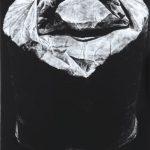 銅版・メゾチント ( 72.8cm X 51.5cm)
