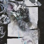 デジタル・ウォ—タレスリトグラフ ( 101 x 71cm )