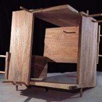 140×160×160cm 欅