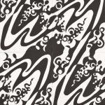 アルミニウム版・凹版 (97 x 103cm)