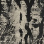 木版・リトグラフ105 x 85cm