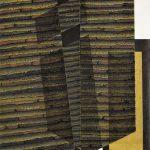 木版・コラグラフ (114 x 87cm)