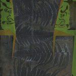 ステンシル・PLANT ENNBOSS (107 x 80cm)