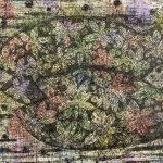 エッチング・銅版 (57.8 x 79.8cm)