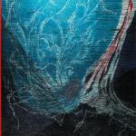 木版 (125 x 95cm)