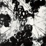 紙リトグラフ(70 x 70cm)